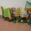 «Лес». Макет, изготовленный вместе с детьми (мастер-класс)