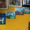 Наивная живопись с мастер-классом