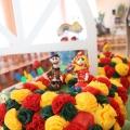 Мастер-класс: коллективная поделка «Торт на день рождения детского сада»