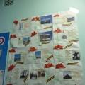 9 мая в группе «Маргаритки». Наши стенгазеты. Фото отчет.