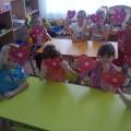 Мастер-класс: «Всем кого люблю валентинку подарю!»