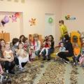 Фотоотчёт о проведении праздника «День Матери» в первой младшей группе.