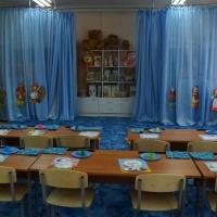 Фотоотчет открытого занятия с детьми среднего дошкольного возраста «Экскурсия на книжную выставку русских народных сказок»