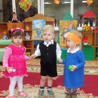 Сценарий досуга-утренника для детей группы раннего возраста от 1,6 до 2 лет «Осень в гостях у детей»