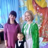 Фотоотчет «Поздравляем мам и бабушек с 8 марта»