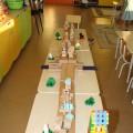 Конструирование по теме «Городской транспорт» с детьми старшей группы (фотоотчет)