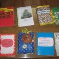 Книжки малышки на тему семья