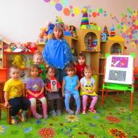 Сценарий развлечения с детьми второй группы раннего возраста «Путешествие в космос»