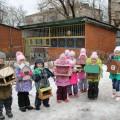 Фотоотчет об акции «Кормушка для пернатых друзей»