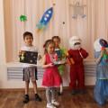 «Космический квест» в старшей группе, посвященный Дню космонавтики (фотоотчёт)