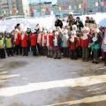 «Малые зимние игры в Чувашии «Городской проект» мы приобщаемся к зимним видам спорта». Фотоотчет