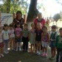 Летний спортивный праздник для детей старшей группы «Веселые старты»