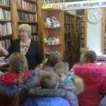 Экскурсия в библиотеку (фотоотчет)