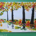 Выставка детских творческих работ «Осень глазами ребёнка», приуроченная к празднику «Кубанская ярмарка». Фотоотчёт