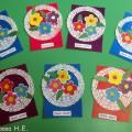 Творческие работы детей нашей группы к празднику «День матери». Фотоотчёт
