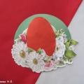 Выставка творческих работ к празднику «Пасха»