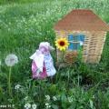 «Сорока-белобока». Старинная игрушка в гостях у малышей (фотоотчёт)