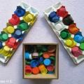Методическое пособие «Дидактические игры с пластиковыми крышечками для детей дошкольного возраста»