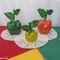 Мастер-класс поделки «Красивый, вкусный, сочный плод» к празднику «Яблочный Спас»