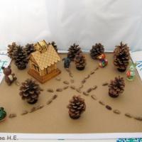 Консультация для родителей «Развивающие игры для детей на кухне»