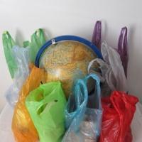 Консультация для родителей «Осторожно— пластиковый пакет!»