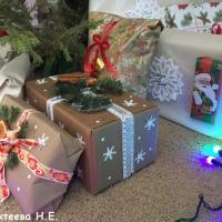 Ещё несколько интересных идей упаковки Новогодних подарков