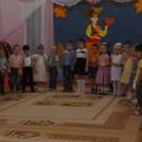 Фотоотчет о проведении праздника в старшей группе «В гостях у Осени»