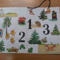 Дидактическая игра для детей младшего дошкольного возраста «Путешествие Колобка»