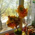 Выставка детского творчества «Солнечная осень» (фотоотчет)