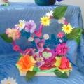 Фотоотчет о выставке детских работ ко Дню матери