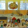 Выставка детских работ «Зимняя сказка»
