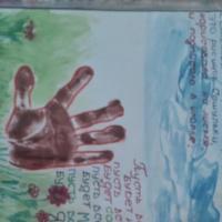 Фотоотчет «Нетрадиционная техника рисования»