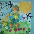 Стенгазета «Весна пришла!»