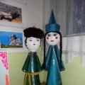 Мастер-класс «Изготовление куклы в национальном бурятском костюме»