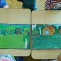 Дидактическая игра «Кто это и где живет?» для детей раннего и младшего дошкольного возраста.