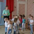 Как мы отметили Всемирный день здоровья. Спортивное развлечение с детьми второй группы раннего возраста (фотоотчет)