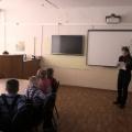 Фотоотчёт «Экскурсия в школьную библиотеку. Знакомство с профессией «библиотекарь» с детьми подготовительной группы»