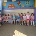 Фотоотчёт о проведении праздника «1 сентября-День знаний» в младшей группе