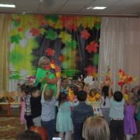 Фотоотчет о проведении осеннего праздника «Осень золотая»