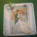 Мое увлечение— «Ах, эта свадьба!» открытки, конверты и коробочки