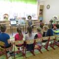 Фотоотчет о проекте экологической направленности «Сдай батарейку-спаси ёжика!» в подготовительной к школе группе