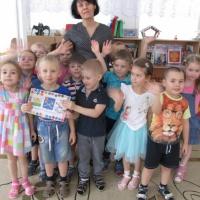Фотоотчет о посткроссинге «Получили мы письмо… или Дружат дети на МAAM»