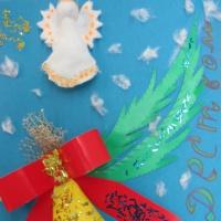 Фотоотчет «Рождество Христово. Творческие работы детей и взрослых»