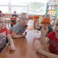 Фотоотчет «Творческие работы детей в рамках тематической недели «Дядя Стёпа и все-все-все»