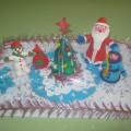 Творческие родители-творческие дети 2. Фотоотчет о выставке «Новый год рядом»