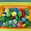 Дидактическая игра «Весёлая азбука»