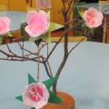 «Яблони в цвету-весны творение…»Мастер-класс своими руками из упаковки от яиц
