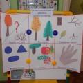 Открытое занятие по развитию речи в старшей группе с использованием схемы «Полон лес чудес»