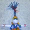Мастер-класс по изготовлению куклы «Веснянка»