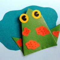 Методическая разработка по конструированию из бумаги с дошкольниками «Бумажная сказка»